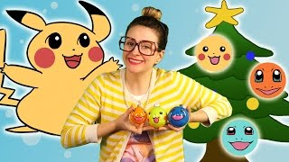 Pokemon Ornament DIY! | Arts and Crafts with Crafty Carol at Cool School