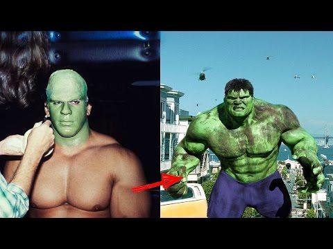Супергерои MARVEL: тогда