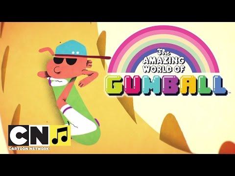Le Rap des Enfants | Chansons Gumball | Cartoon Network