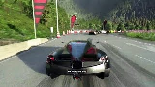 DRIVECLUB Gameplay (Canada Car Race) PS4