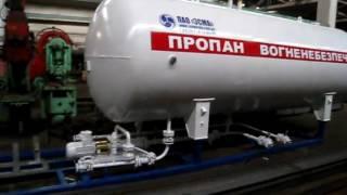 видео Как открыть газовую заправку: бизнес план