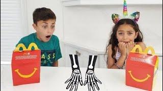 قصص مضحكة للأطفال   Heidi و Zidane