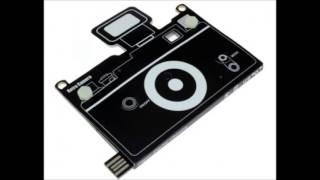 Камера из бумаги умеет снимать видео и делать фото(На рынке смарт-устройств появился новый необычный продукт - бумажная камера, толщина которой составляет..., 2016-01-11T14:11:48.000Z)