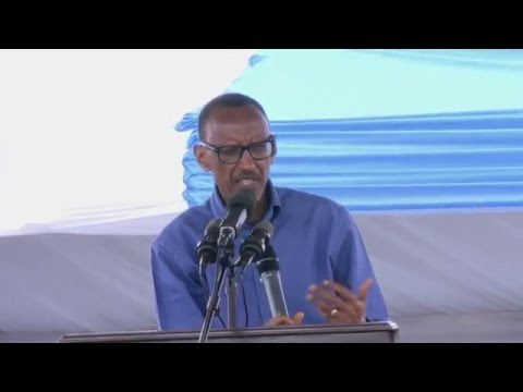 President Kagame Citizen Outreach | Rubavu District, 25 March 2016