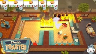 Final Fantasy 15 DELAYED!!! / Overcooked - The High Score - Double Toasted Highlight