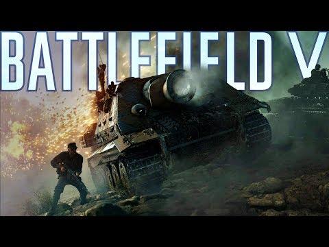 Es ist wieder Krieg! ★ BATTLEFIELD V ★ Battlefield 5 ★ RTX 2080 ★ Live #01 ★ Gameplay Deutsch German thumbnail