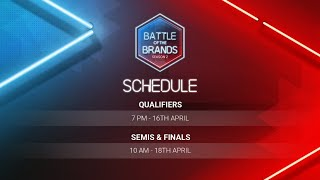 Battle of the Brands Season 2: Presented by YouTube Malaysia
