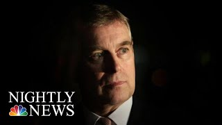 Prince Andrew 'knows What Happened,' Virginia Roberts Giuffre Says | Nbc Nightly News