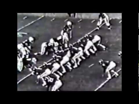 Alabama vs Auburn 1961
