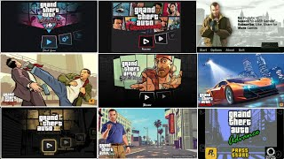TOP 9 GTA GAMES FOR ANDROID || DOWNLOAD ALL GTA Android games