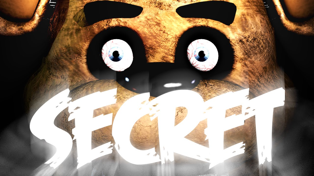 SECRET CHEAT CODE - Five Nights at Freddy's