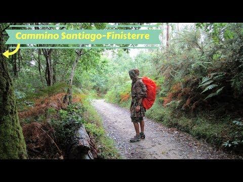 Santiago-Finisterre_il Film //La mia avventura-Cammino di Santiago