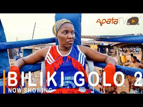 Download Biliki Golo 2 Latest Yoruba Movie 2021 Drama Starring Biola Adebayo | Mustapha Sholagbade| Ojopagogo