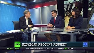 Is Michigan's Recount Rigged?