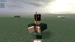 [ROBLOX] Blood and Iron Ep.2 - Vemonox's First Battle