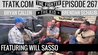 Download lagu The Fighter and The Kid - Episode 267: Will Sasso