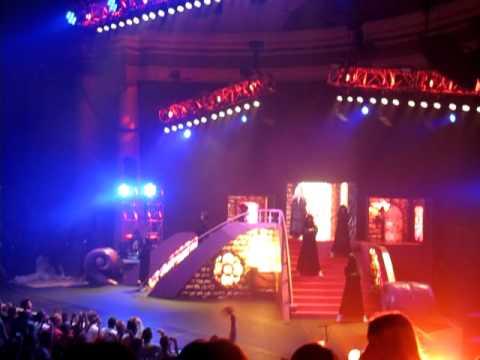 Nicki Minaj Live at DAR Constitution Hall Washington D.C. July 21, 2012
