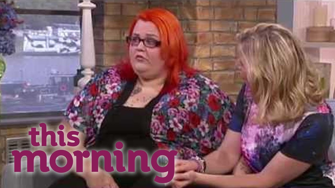Being fat is hard quot says katie hopkins this morning youtube
