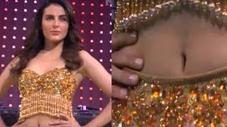 Mandana Karimi Expose Body In Item Song For B Positive Hindi Movie 2016