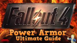 Fallout 4: How to Find the BEST POWER ARMOR! (Power Armor ULTIMATE Guide Part 1)