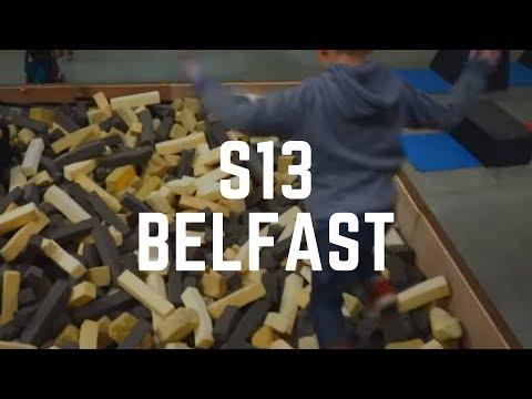S13 Belfast -Things to do in Belfast - Kids Activities Belfast - Different Urban Activities Belfast