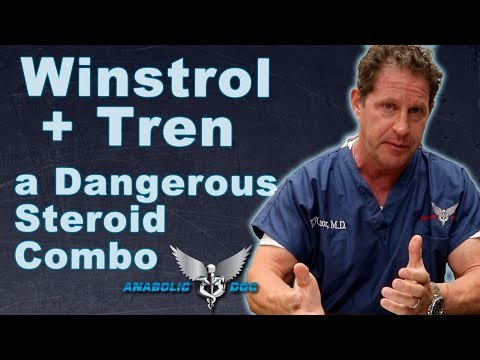 Winstrol + Tren: A Dangerous Steroid Combination - YouTube