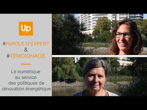 TÉMOIGNAGE & PAROLE D'EXPERT : Le numérique au service des politiques énergétiques
