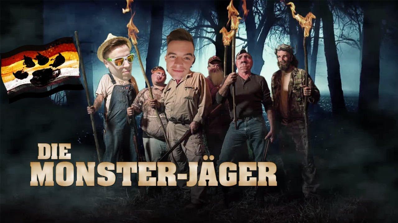 Monster Jäger Dmax