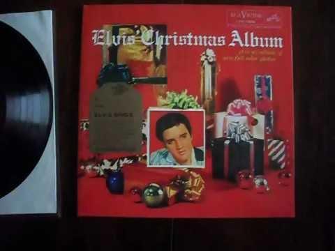 Elvis Christmas Album Vinyl.Record Collector Elvis Presley Elvis Christmas Album Vinyl