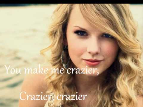 Crazier Taylor Swift Lyrics