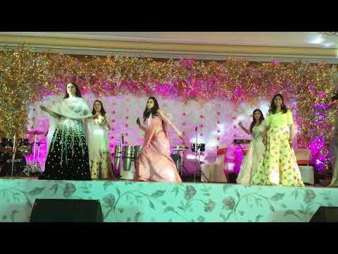 Groom Cousins Performance | Sangeet | Oh Ho Ho & Soni De Nakhre Mix Tape