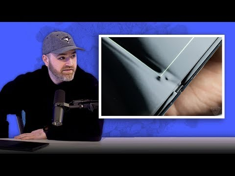 Samsung Galaxy Fold - What's Actually Causing The Break?