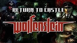 Return to Castle Wolfenstein. Longplay