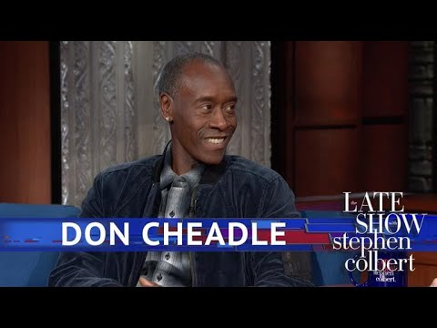 Don Cheadle: The Oscars Are Fun (From Home)