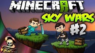 Minecraft | Sky Wars!!! En la guerra vale TODO!! | Stratusferico