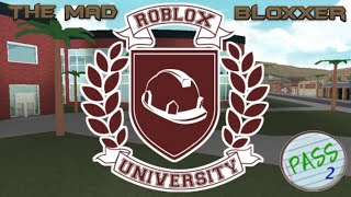 ROBLOX University - The Mad Bloxxer - Quiz #2 (Tools! ) Answers