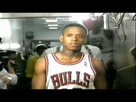 1993 NBA Finals Gm. 5 Suns vs. Bulls (8/8)