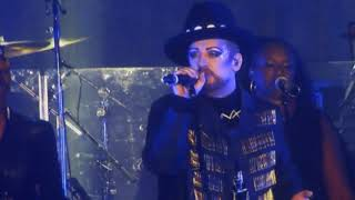 Culture Club Boy George Northfield Casino Rocksino Cleveland Ohio August 8 2018 Human Zoo