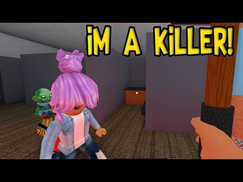 LIVE - ROBLOX -/- Flee The Facility -/- I'M A KILLER!!