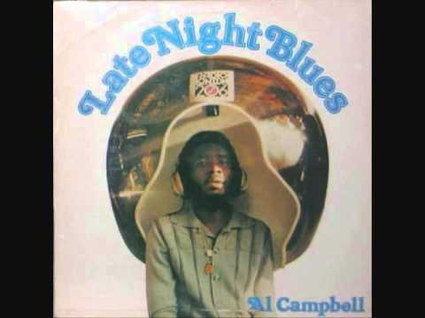 Al Campbell  - Late Night Blues (1980)