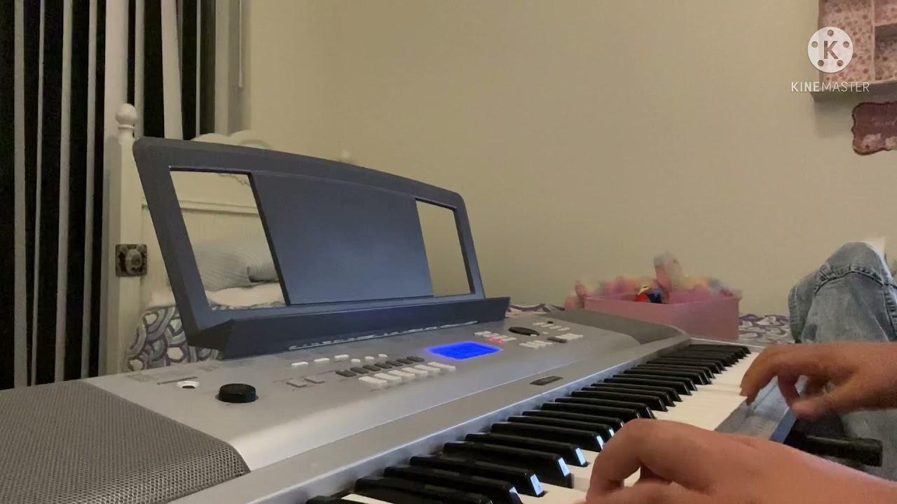 Download Dora The Explorer - Travel Song - Piano Tutorial (Yamaha)