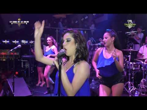 ♫♫Medley La India - Yahaira Plasencia y Orquesta - Casa de La Salsa 101216
