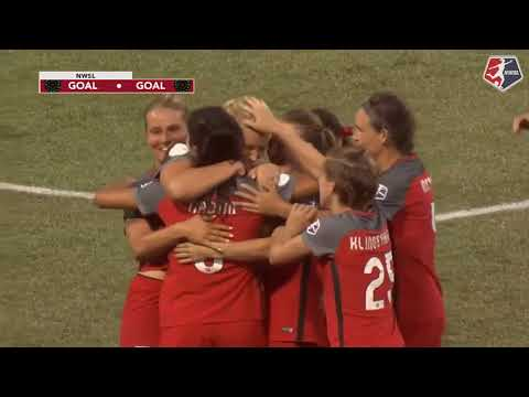 Highlights: Horan, Henry Score As Thorns Top Dash 2-0