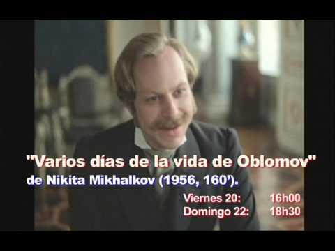 Trailer do filme Alguns dias na vida de Oblomov