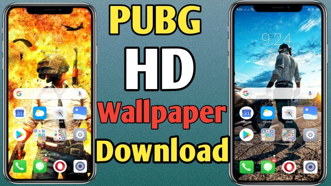 PUBG Wallpaper Download 2019 | PUBG Wallpapers Kaise Download Kare 2019 - YouTube