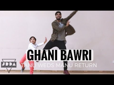 Ghani Bawri | DANCE cover | Tanu Weds Manu Returns | madhavan | @JeyaRaveendran Choreography
