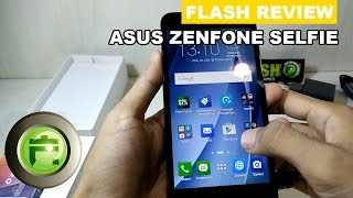 Review Asus Zenfone Selfie 13MP Front Camera with LED flash Indonesia