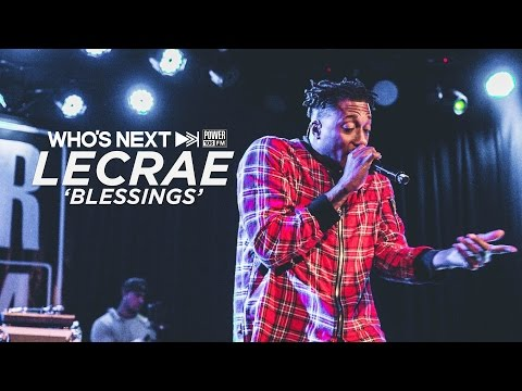Lecrae Performs Blessings feat Ty Dolla $ign