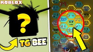 OWNER GAVE ME MY OWN YOUTUBER BEE IN BEE SWARM SIMULATOR?! (Roblox)