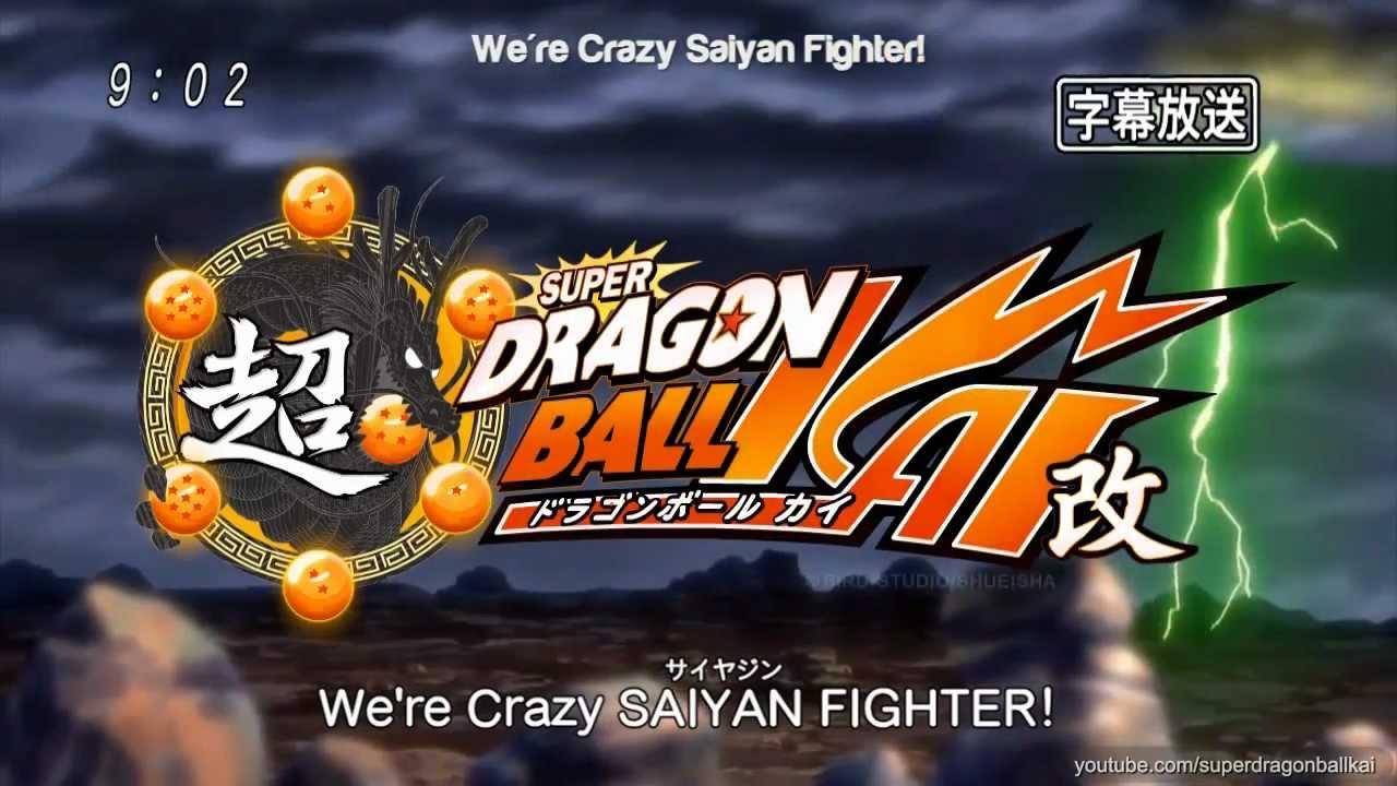 Download NEW Super Dragon Ball Kai Subbed HD